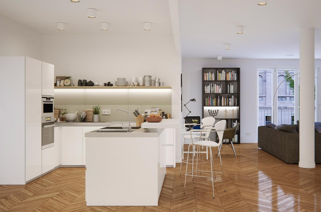 Cocinas a Medida - Carpintería SICA