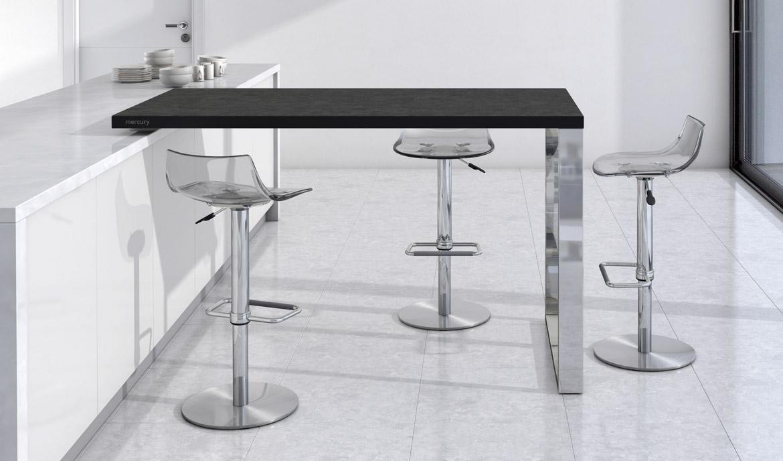 Mesas y sillas estudio de cocinas sica for Sillas y taburetes de cocina en ikea
