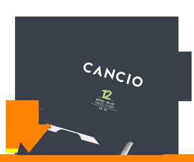 Catálogo Cancio - Carpintería SICA Lorca