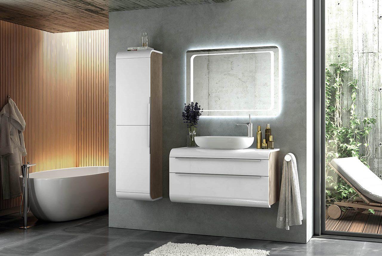 Mueble de Baño Ordoñez - Lorca Carpintería SICA