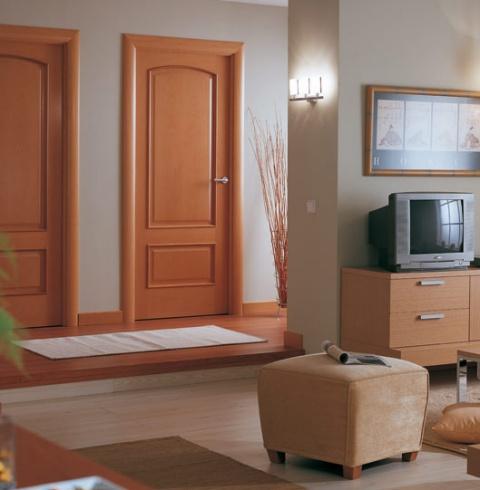 Puertas Interior Clásicas - Lorca Carpintería SICA